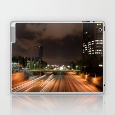 01 - DownTown_LA Laptop & iPad Skin
