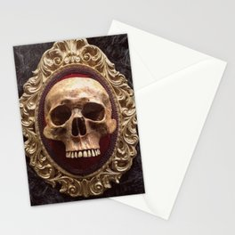 Catacomb Culture - Vintage Human Skull Stationery Cards
