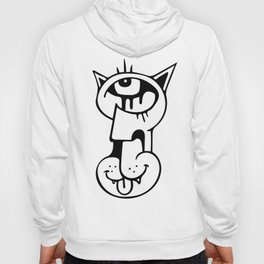 Real Cat Hours Hoody