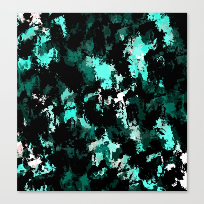 Abstract 26 Canvas Print