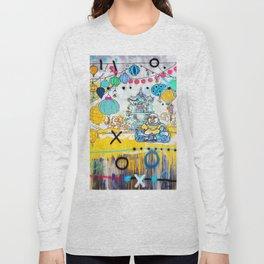 Buddha Long Sleeve T-shirt