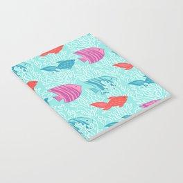 Swimming School Notebook