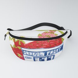 Dragon Fruit Fanny Pack