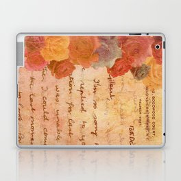 The Lonely Rose Garden Laptop & iPad Skin