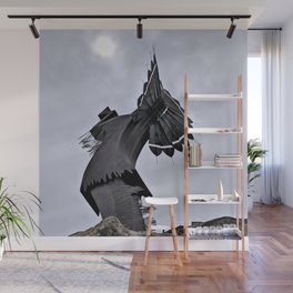 Keeper of the Plains Wall Mural