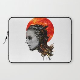 just a ghost in the shell Laptop Sleeve