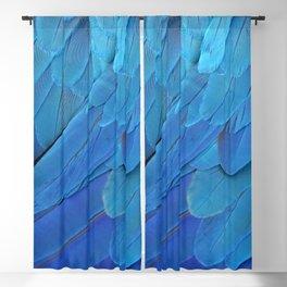 I'm blue Blackout Curtain
