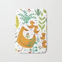 Duck Family Bath Mat