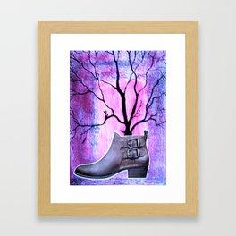 The Magic Boot Framed Art Print
