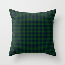 Armstrong Tartan Throw Pillow