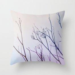 reclaim the wild Throw Pillow