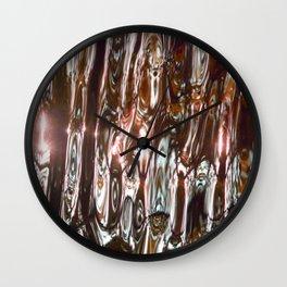 water art 11 Wall Clock