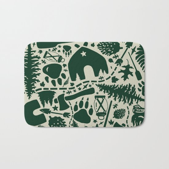 C@MP Bath Mat
