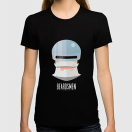 Beardsmen-Robo T-shirt
