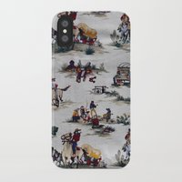western iPhone & iPod Cases featuring Western  by Kim-maree Clark