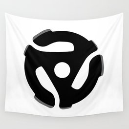 Record Spider Wall Tapestry