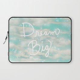 Dream Big (Turquoise) Laptop Sleeve