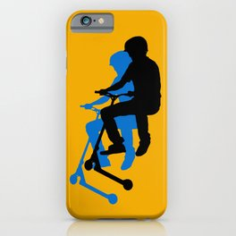 Landing Gears - Stunt Scooter Rider iPhone Case