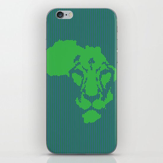 Afriking iPhone & iPod Skin