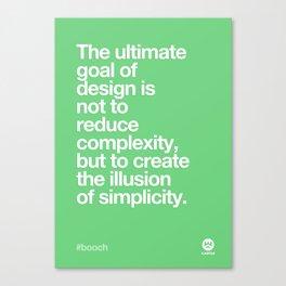 Design Quotes #3 Canvas Print