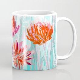 Chrysanthemum in the garden Coffee Mug