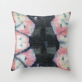 Dye Study 2 Throw Pillow