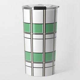 Edificio La Estancia -Detail- Travel Mug