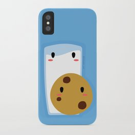 Milk and Cookie iPhone Case