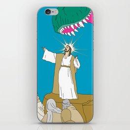 Jesus, Etc. iPhone Skin