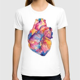 Heart Is On Fire T-shirt