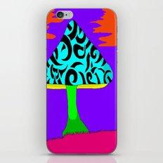 Fantasy Mushroom iPhone & iPod Skin