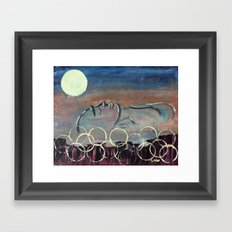 Recurring Dream Framed Art Print