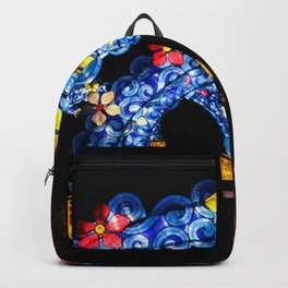lantern arches Backpack