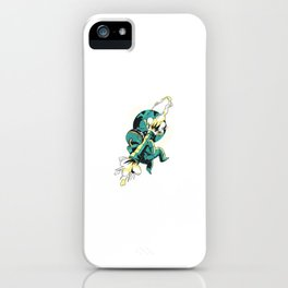 Astronaut hates people iPhone Case