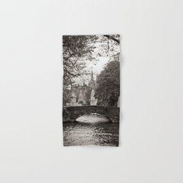 Bruges, Belgium Hand & Bath Towel
