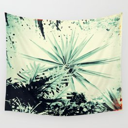 Abstract Urban Garden Wall Tapestry