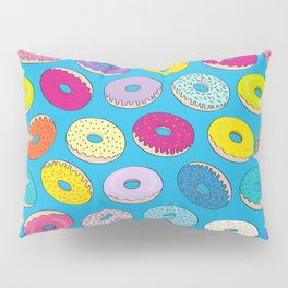 Donuts In The Sky By Everett Co Pillow Sham