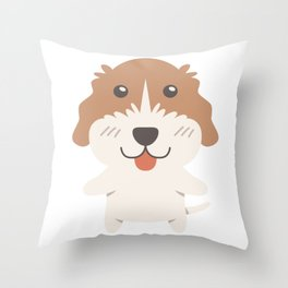 Spinone Italiano Gift Idea Throw Pillow