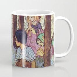 """Fairies of the Forest"" by Florence Harrison Coffee Mug"