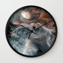 Sweet Sleep Wall Clock