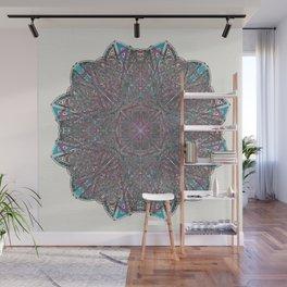 Kaleidoscopic Entity Z Wall Mural