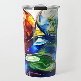 Glass Gems Travel Mug