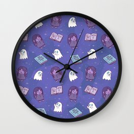 Nene's Bedtime Stories Doll Wall Clock