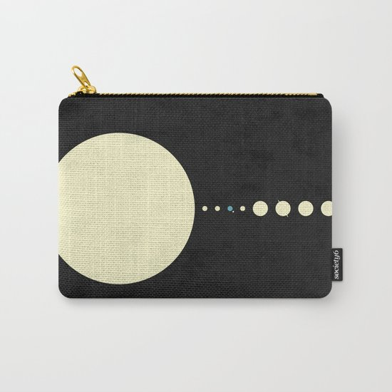 HOME IN THE SOLAR SYSTEM Carry-All Pouch