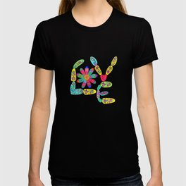 Love is the Real Deal T-shirt