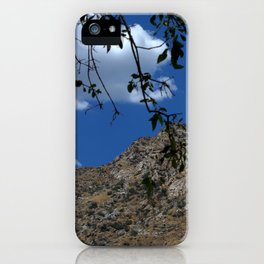 River Bank View iPhone Case
