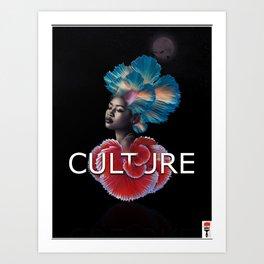 Creative Culture Art Print