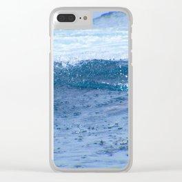 Open sea Clear iPhone Case