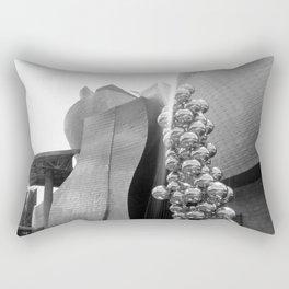 Bilbao - Guggenheim museum Rectangular Pillow