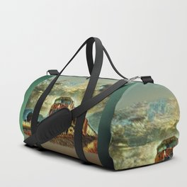 Observance Valley Freight Line Duffle Bag